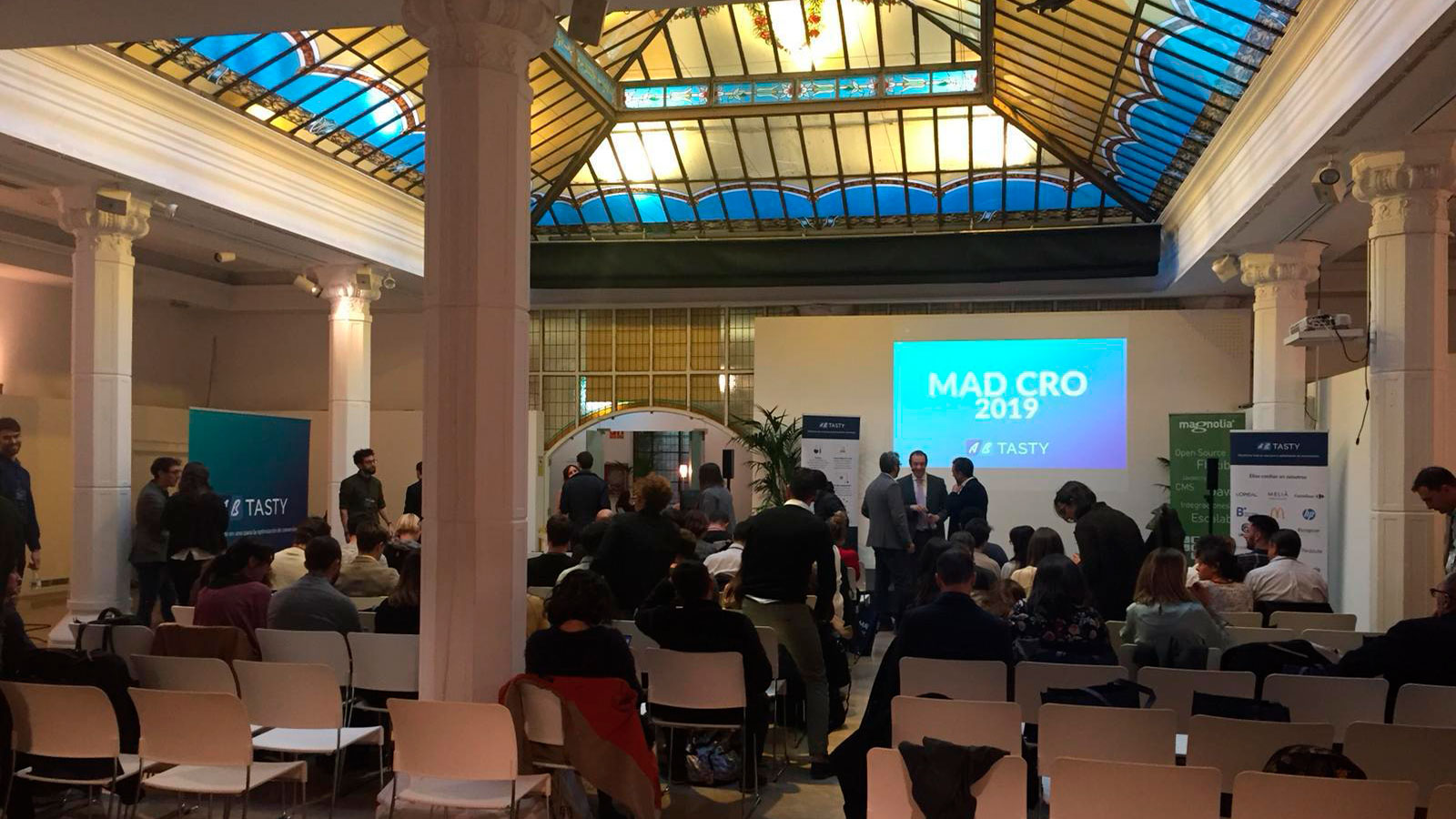 Evento MAD CRO