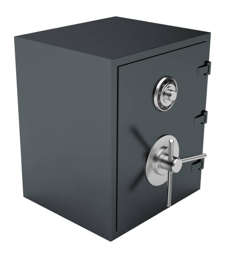 Protection against third parties of the data contained in the databases